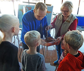Children and docents education
