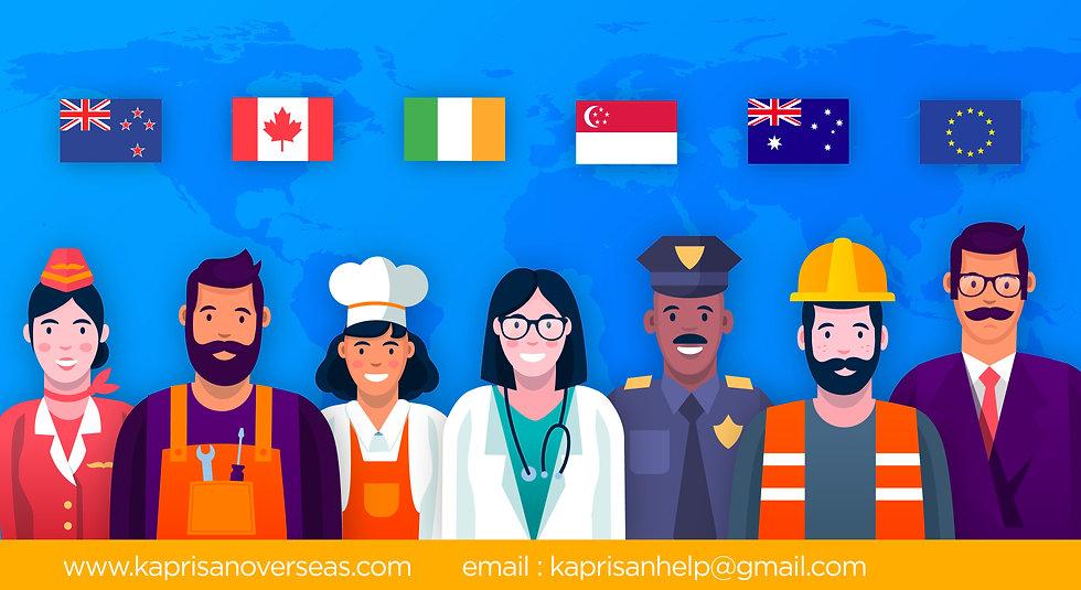 Kaprisan overseas tour and travel work p