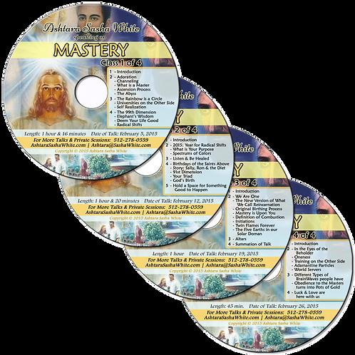 Mastery 1-4 CD Set