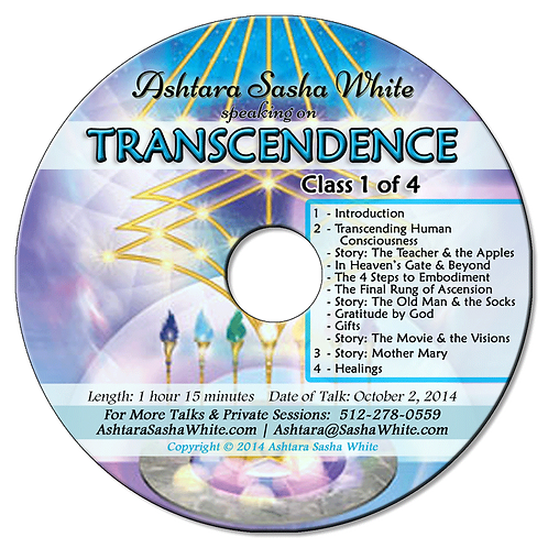 Transcendence 1 (of 4)