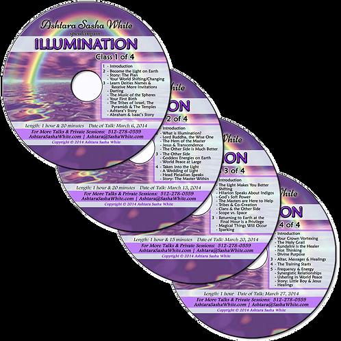 Illumination 1-4 CD Set