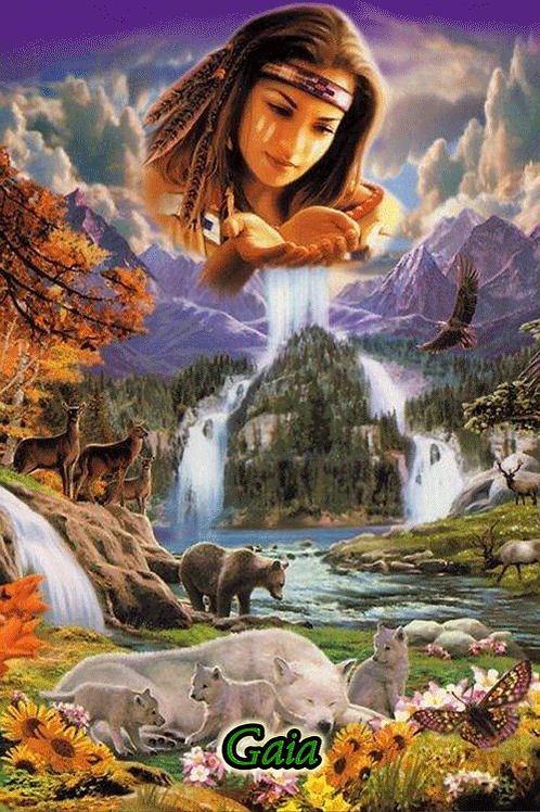 Gaia - in nature