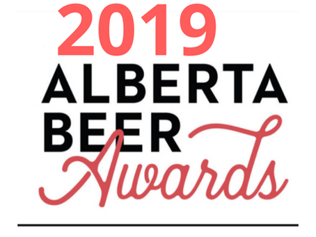 Alberta Beer Awards 2019