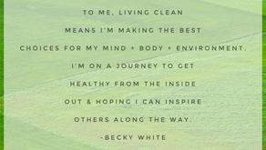Modern Clean Living - My Journey