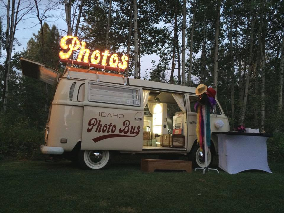 Idaho Photo Bus