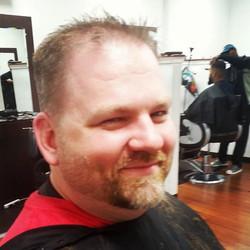#promasterbarber #angiecornelison #SupremeCuts #Elkridge #beard #mencuts #haircuts