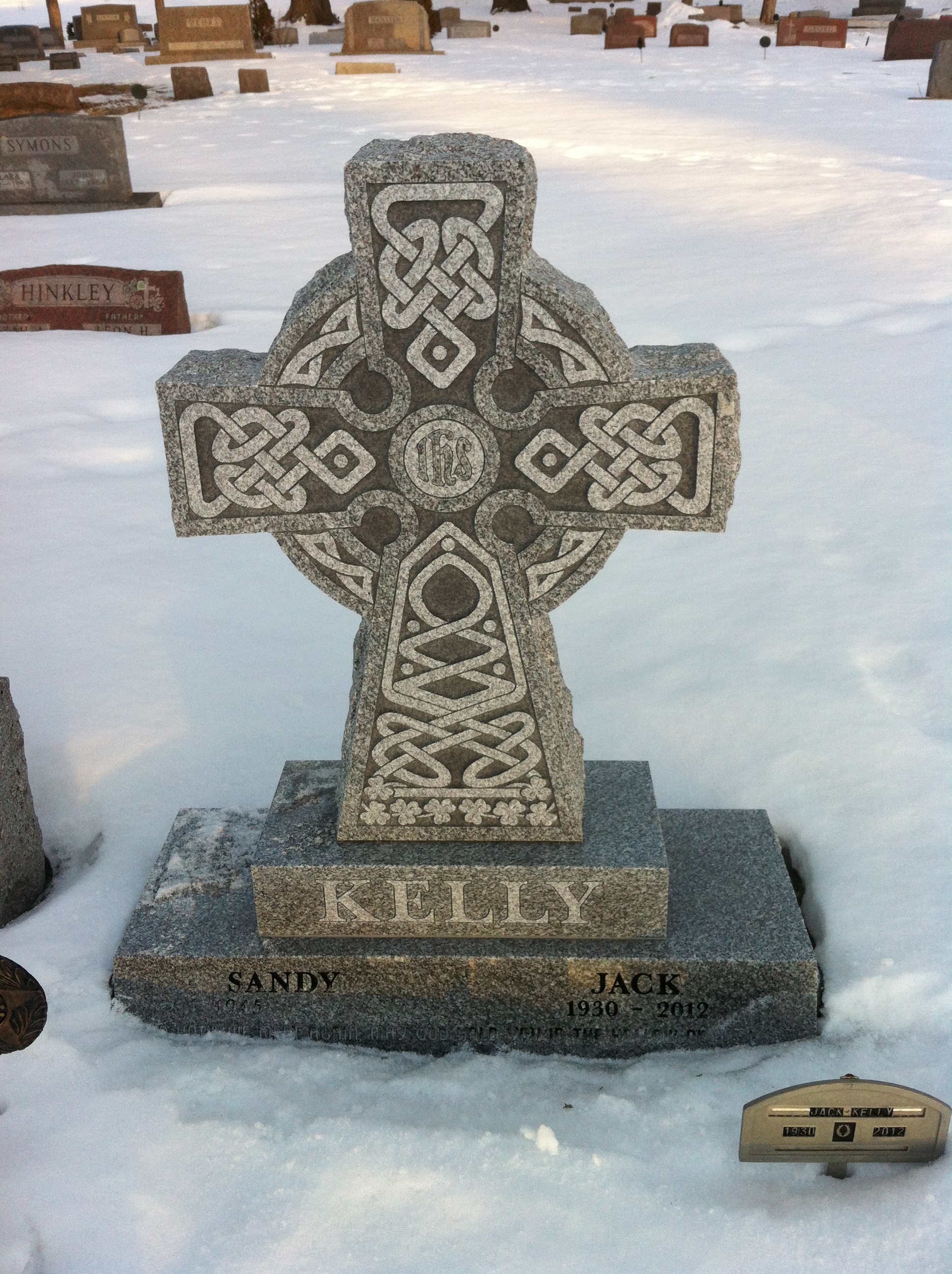 Kelly Monument