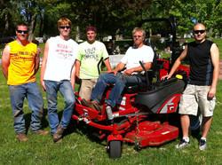 2013 grounds crew