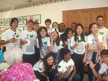 volunteers Monroe City Senior Nutrition Center