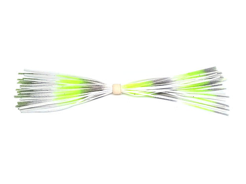 Skirt -White/Chartreuse Shad