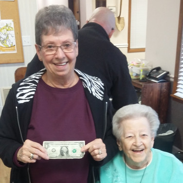 March 2018 Penny Pincher Bingo Winners