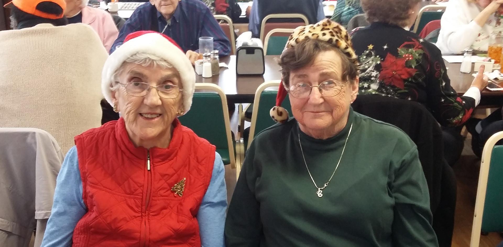 Dorothy Gause & Carolyn Karr