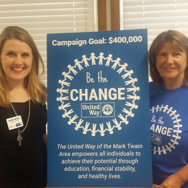 United Way - Be the Change
