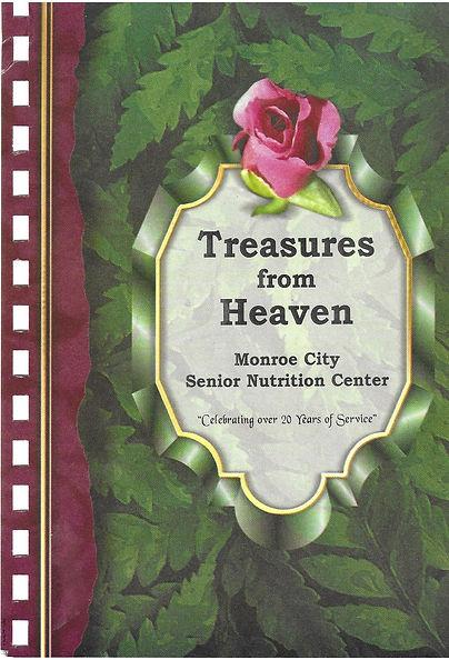 Monroe City Senior Nutrition Center Cookbook