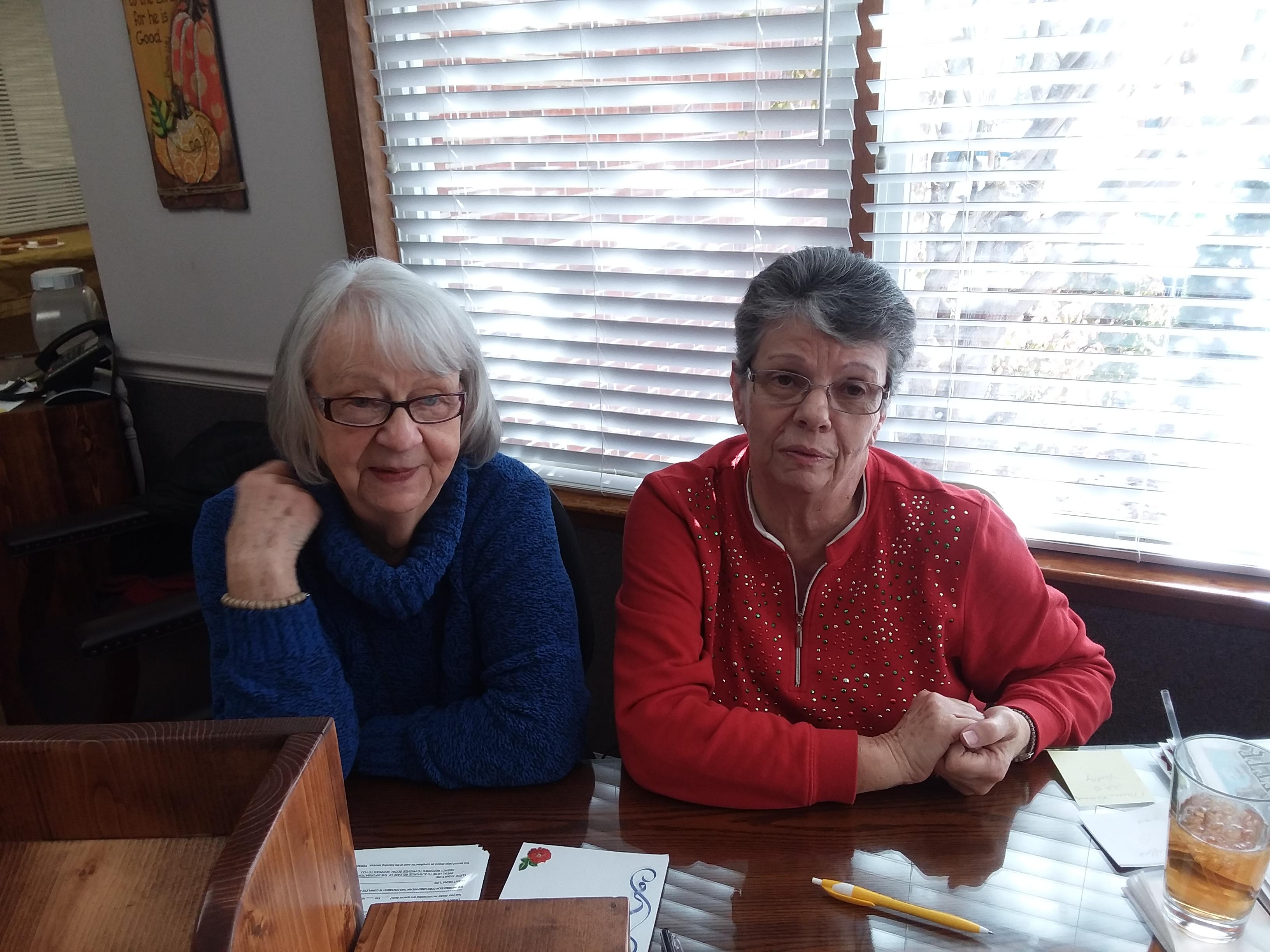 ChRis Buckman& Sue Mefford