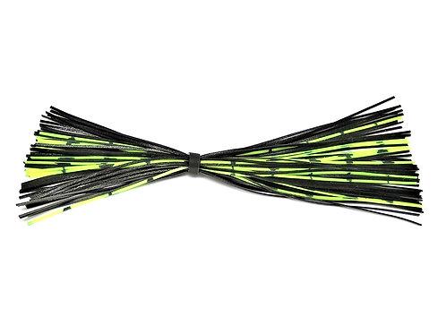 Skirt - Black Chartreuse Barbed