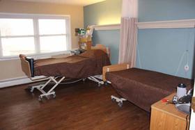 Special Care Unit Room