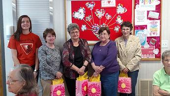 Volunteers - Monroe City Senior Nutrition Center