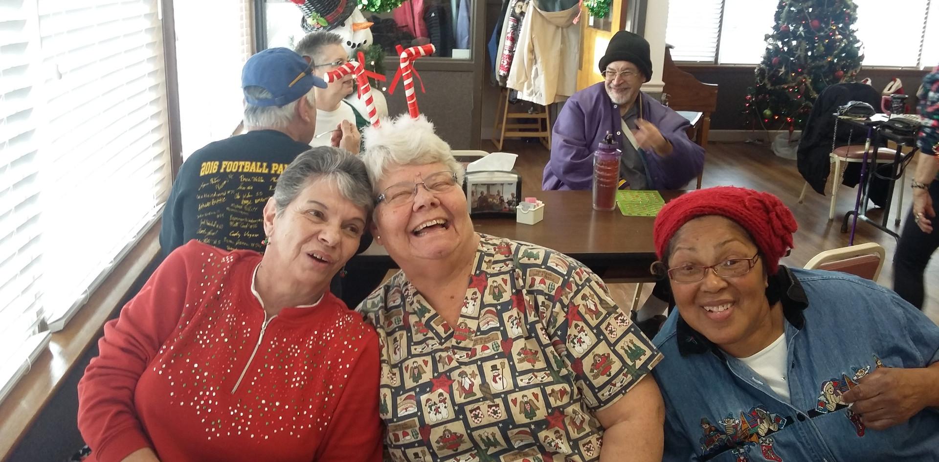 Sue Mefford, Mary Walkup & Sally White