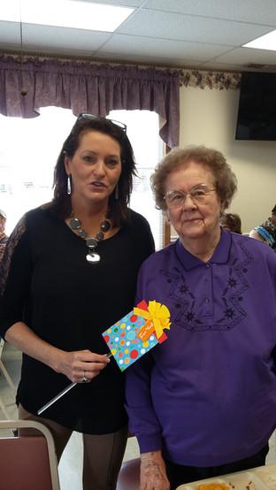 Margaret Dean 98th