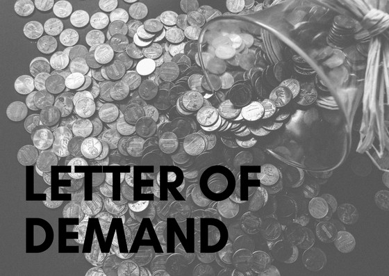 Letter of Demand Sydney Accountants