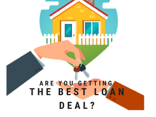 Are you getting the Best Loan Deal?