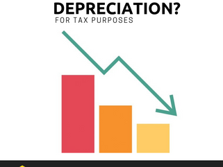 What is depreciation for Tax Purposes?