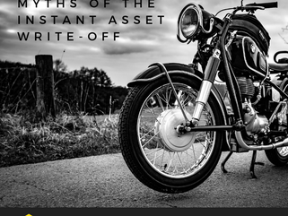 Myths of the instant asset write-off