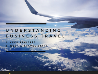 Tax Deductible travel! What I need to know.