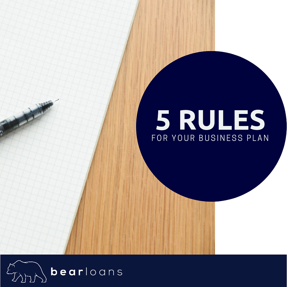 5-rules-for-your-business-plan