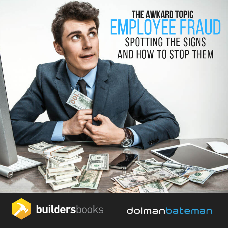 employee fraud spotting the signs and how to stop them