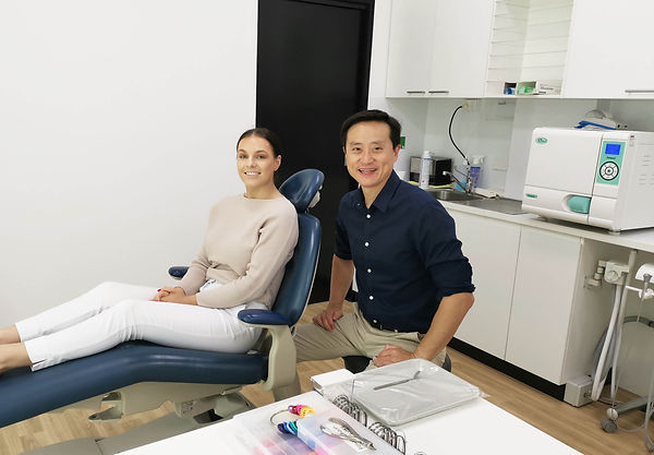Dr.Peter Foo the orthdontist lindfield