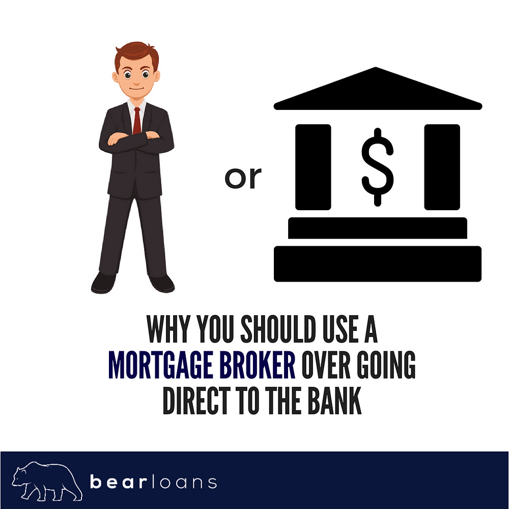 Why should you use a mortgage broker
