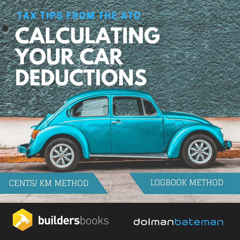 calculating car deductions tax tips from the ATO