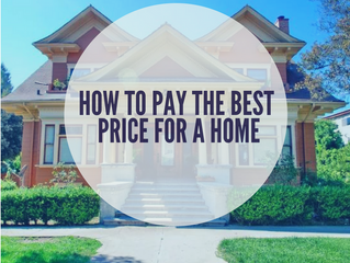 How to Pay the Best Price for a Home