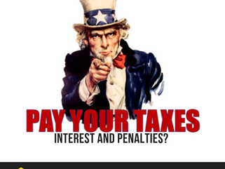 Pay your taxes on time! An Introduction to ATO interest and Penalties