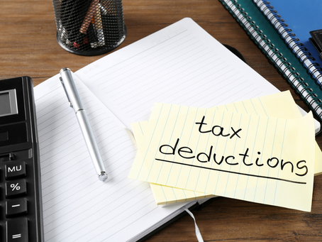 What deductions can you claim?