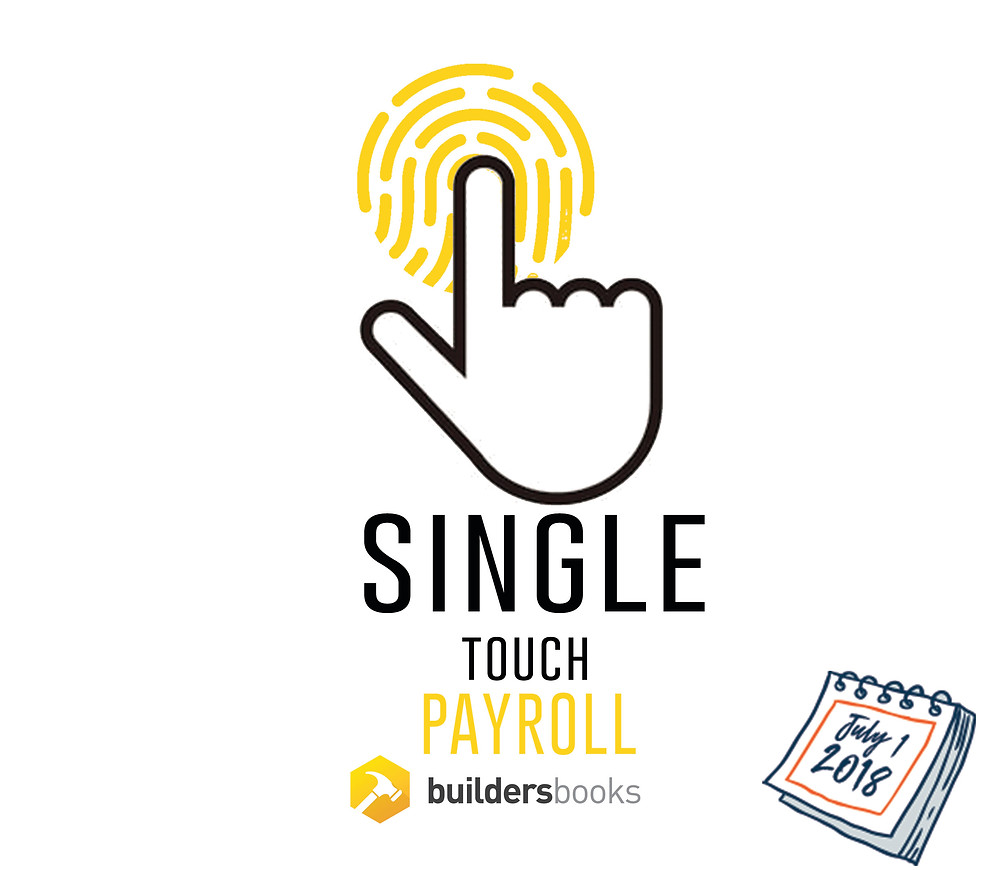 Single Touch Payroll BuildersBooks ATO