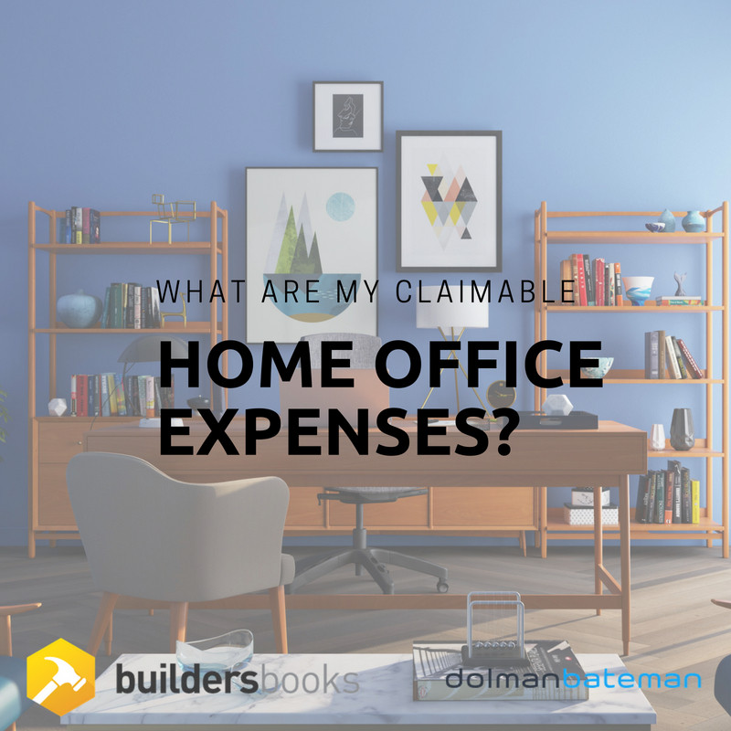 what are my claimable home office expenses