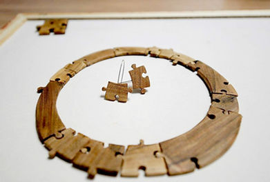 Ilina Design wooden necklace