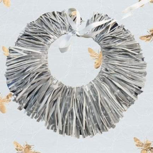 Pierrot Gray - Leather Fringe Necklace