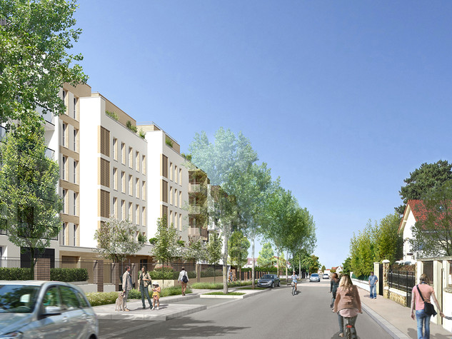 64 LOGEMENTS COLLECTIFS