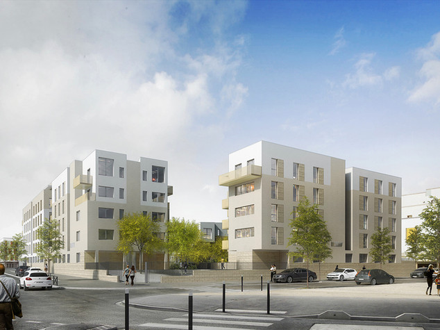 72 LOGEMENTS COLLECTIFS