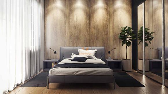 Bağdat Caddesi Yatak Odası