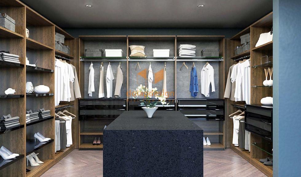Levent Giyinme Odası