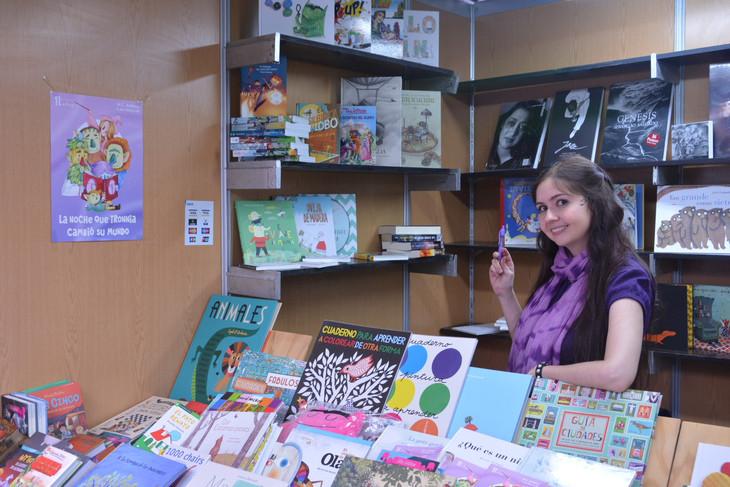 Firma en la Feria del Libro de Toledo