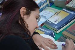 Firma el día del libro