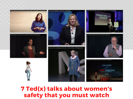 7 TED(x) Talks about women's safety that you must watch