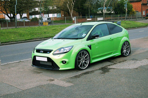 """FORD FOCUS  Fitted With 20"""" MAYFAIR"""