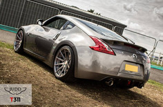 Nissan 370z Fitted With Judd T311
